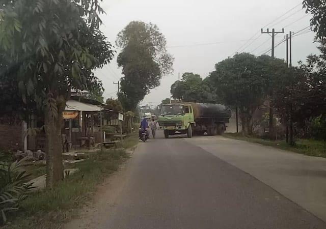 Poldasu Diminta Tutup Penampungan CPO Ilegal Di Binjai